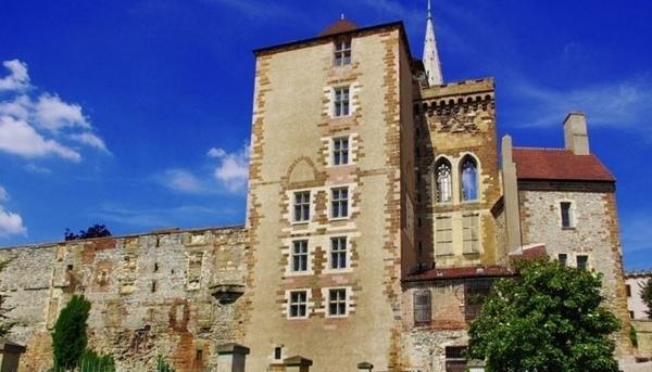 Château des ducs de Bourbon : Séances, tarifs et réservation de la visite guidée — MesSortiesCulture