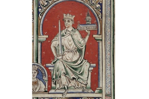 King Richard I, aka Richard the Lionheart. (Photo by Fine Art Images/Heritage Images/Getty Images)